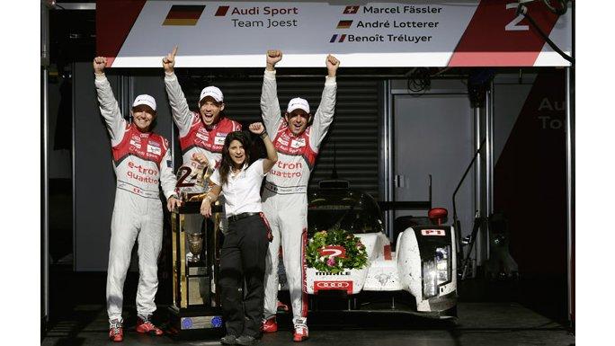 24 heures du Mans 2014, Audi confirme sa suprématie