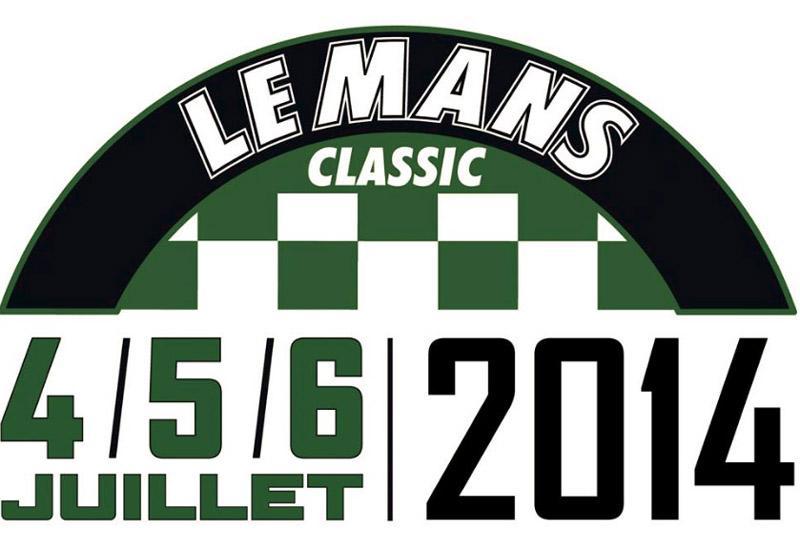 Les 4, 5 et 6 juillet, Le Mans Classic en direct !
