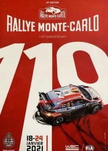 89ème RALLYE MONTE CARLO 2021 sous l'aire Covid 19 !!!!!