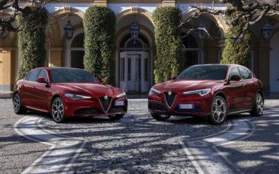 Giulia et Stelvio «6C Villa d'Este» : hommage au summum de l'élégance