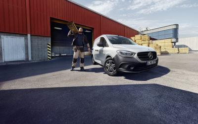 Nouveau Mercedes Citan