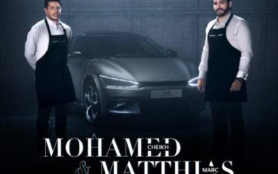 Kia et Top Chef font revivre le restaurant Nomade