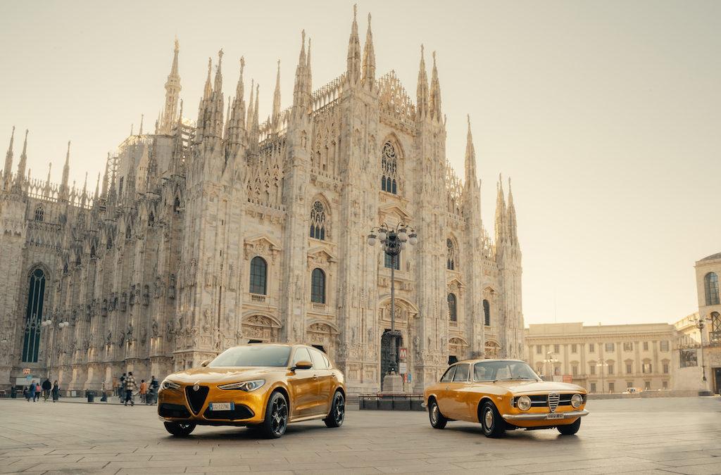 Alfa Romeo Giulia et Stelvio GT Junior : une manière très italienne d'aimer la vie